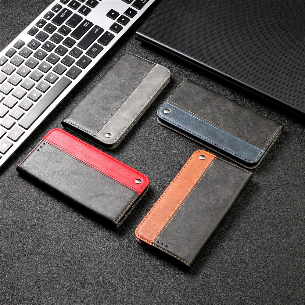 HTB1y.pqd3aH3KVjSZFjq6AFWpXam Luxury PU Leather Wallet Cover Case For iPhone 11 Pro X XS Max XR 8 Plus 7 6 6S 5 5S SE Flip Book Business iPhone11 Coque Funda Capa Retro Magnetic Phone Case
