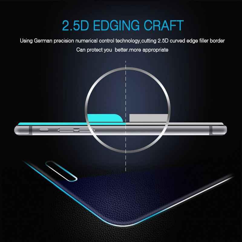 Protector de pantalla para DEXP Ixion MS550 5 pulgadas 9 H 2.5D a prueba de explosiones de vidrio templado película frontal LCD vidrio película