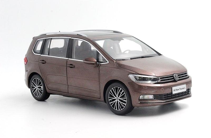 Factory 1:18 L 2016 Touran MPV wagon alloy car models Many movable member Favorites Model factory 1 18 overbearing suv alloy car models many movable member favorites model