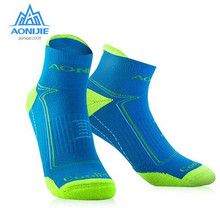 AONIJIE Quick Dry Women Men Socks Coolmax Sweat-absorbent Breathable Quick-Drying Sports Cycling Sport  Running