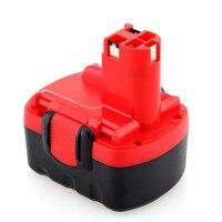 NI MH 14.4v bateria ferramenta de Substituição para Bosch 3.0Ah BAT038 2 607 335 264 BAT040 1 2 607 335 276 PSR 14 BAT140 BAT159 BAT041|Baterias recarregáveis| |  -