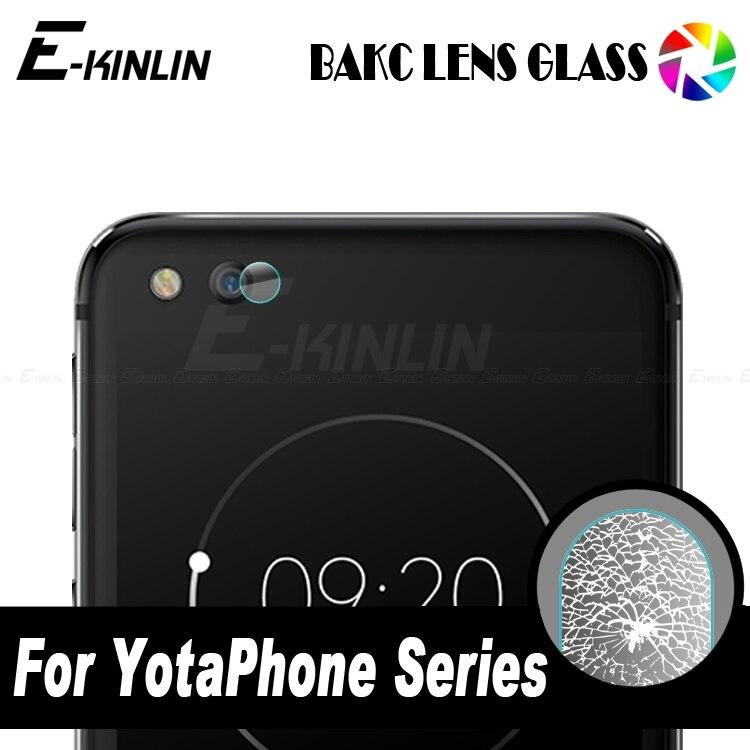 Back Camera Lens Clear Transparent Tempered Glass For Yota YotaPhone 3 2 Yota3 Yota2 Protector Protective Film