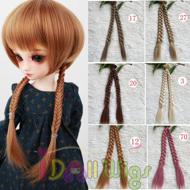 Diy braid hair extension synthetic hair piece for bjdsdbly the diy braid hair extension synthetic hair piece for bjdsdbly theamerican pmusecretfo Image collections