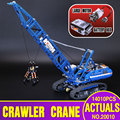 New Lepin 20010 1401Pcs Genuine Technic Mechanical The Crawling Crane Set Building Blocks Bricks Educational Toys 42042