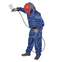 Anti static Painted Protective Clothing Car One Piece painted Clothing Work Wear Paint Room B81613