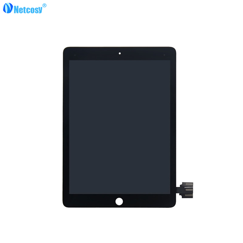 Netcosy High quality LCD Screen For ipad Pro 9.7 LCD display+Touch screen assembly for ipad Pro 9.7 inch A1673 A1674 A1675 pcu p247a high pressure bars for lq104s1lg61 lcd display screen