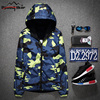 Speed Hiker 2017 New Men S Jacket Camouflage Both Sides Wear Spring Autumn Outside Jacket Coat