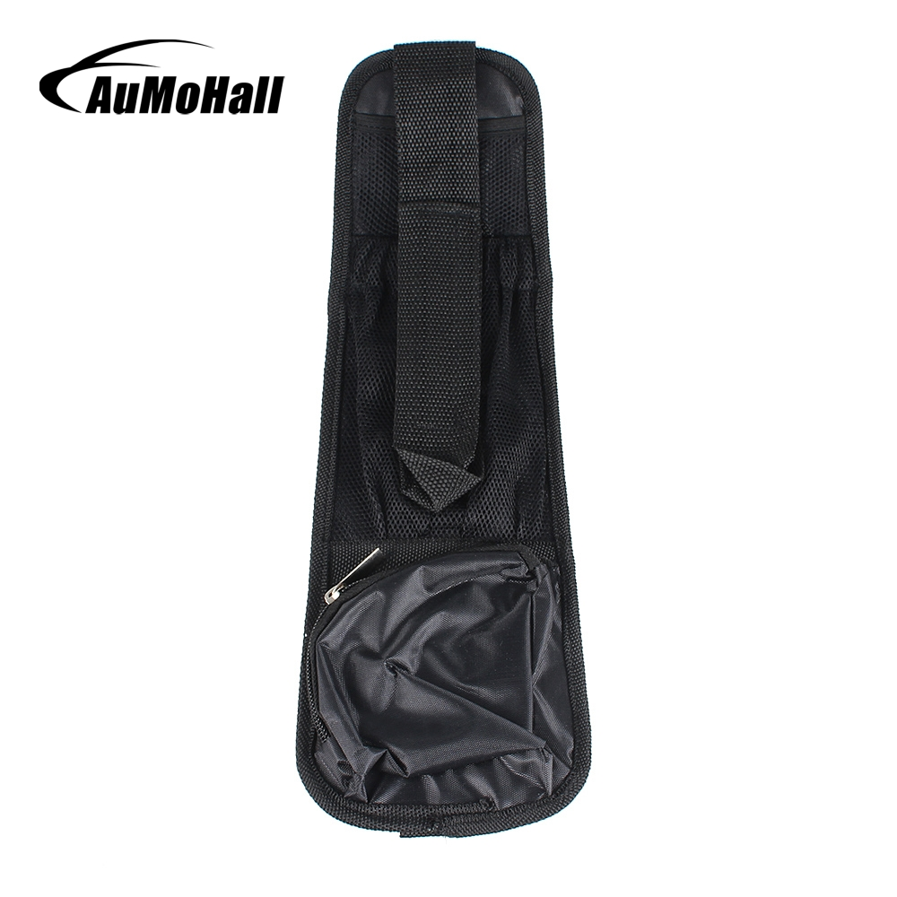 AuMoHall Fabric Car Interior Seat Covers Hanging Bags with Storage Pockets Seat Bag of Chair Side Stowing Tidying