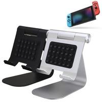 1 STKS Universal Aluminium Mobiele Telefoon Duurzaam Beugel Verstelbare Play Stand Sucker Houder Voor iPad Telefoons Dock Base
