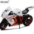 Nueva escala 1:10 ktm 1190 modelos de aleación de carreras de motos motocicleta diecast modelo toys regalo y colección