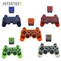Controlador joypad para ps2 game console sem fio bluetooth jogos mando manette controle joystick gamepad para sony playstation 2