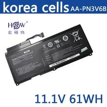 HSW New   AA-PN3VC6B Battery for Samsung QX410 QX411 SF310 SF410 SF510 QX510 AA-PN3NC6F BA43-00270A bateria akku цена