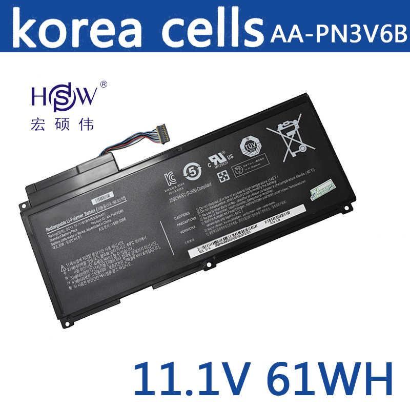 HSW Yeni AA-PN3VC6B Pil Samsung QX410 QX411 SF310 SF410 SF510 QX510 AA-PN3NC6F BA43-00270A bateria akku