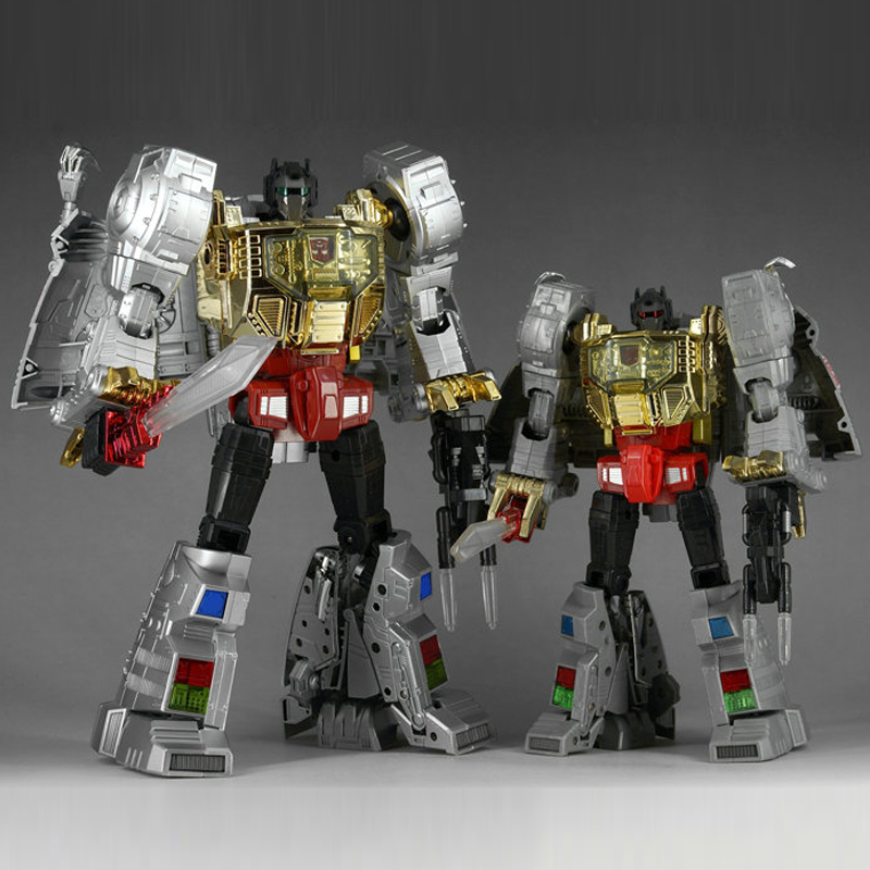 (IN STOCK) TOY KO MP08 Grimlock Dinosaur Enlarged Version Big Size