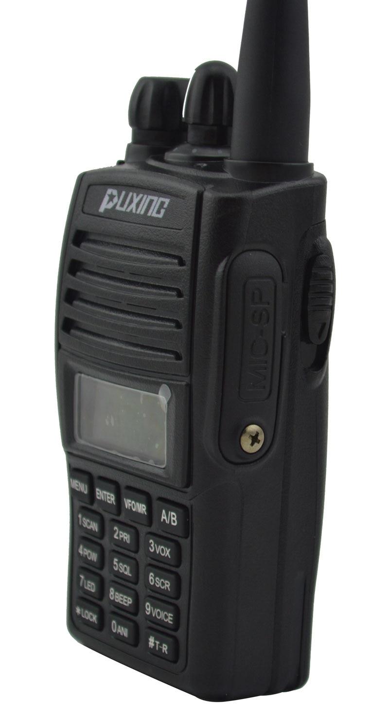 imágenes para Puxing uv-9r px-uv973 de doble banda 400-480 mhz 136-174 mhz de dos vías transceptor de radio walkie talkie uv973 de repetidor de banda cruzada