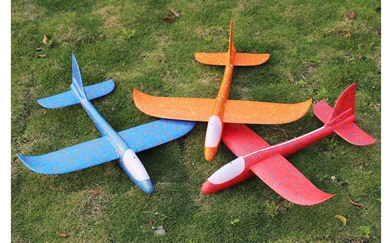 48 CM Hand Launch Airplane Glider 18