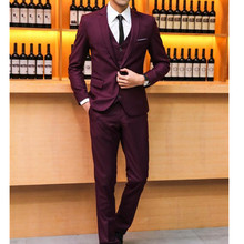 Simple model males's wedding ceremony the groom swimsuit top quality customized PROM costume vogue design is a grain of buckle lapel swimsuit
