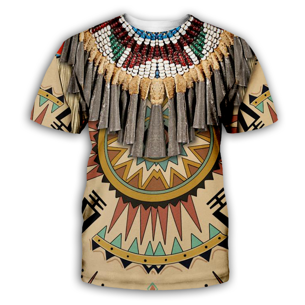 Black Native American/Native Indian 3D Hoodie Tee Men Women New Fashion Autumn Hooded Sweatshirt Long Sleeve Pullover Style-6