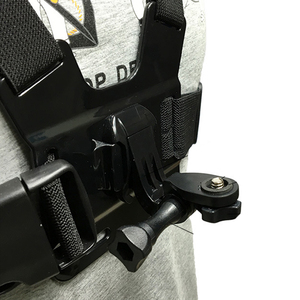 Image 4 - Mobile Phone Chest Mount Harness Strap Holder Cell Phone Clip Action Camera for Samsung iPhone Plus Adjustable straps