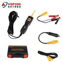 Electrical System Diagnostics VXDAS VSP200 Power Probe More Powerful than AUTEK YD208 Autel PS100 Car Electric Circuit Tester