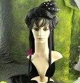 Mujeres princesa peluca peluca de pelo largo peluca de la princesa princesa de la vendimia antigua china peluca