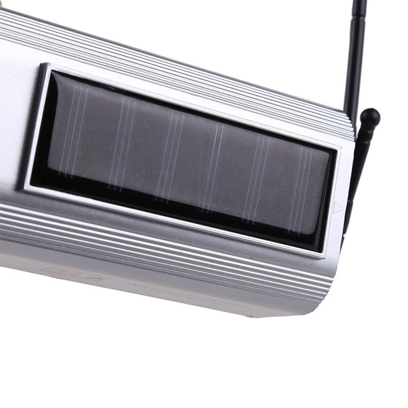 Najlepiej sprzedaj Solar Fałszywa kamera IP Nadzór Dummy Outdoor - Bezpieczeństwo i ochrona - Zdjęcie 4