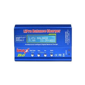 Image 2 - Cabzty iMax B6 Balance Charger 80W 6A Model Li Po/Li Fe/Ni MH/Li lon/Ni Cd/PB Battery Charger T plug (12V/5A adapter optional)