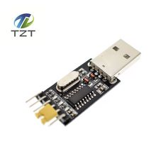 1pcs USB to TTL converter UART module CH340G CH340 3.3V 5V switch