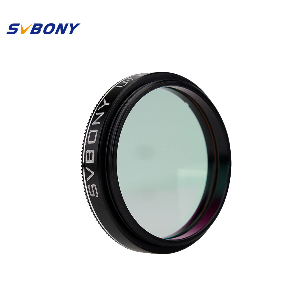 SVBONY 1.25'' UV/IR Cut Filter Telescope Optics Infra Red Filter CCD Camera for Astronomy Monocular Binoculars Telescope F9127
