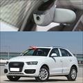 For Audi Q3 2014 Car wifi DVR Driving Video Recorder hidden installation Novatek 96655 Car black box Keep Car Original Style