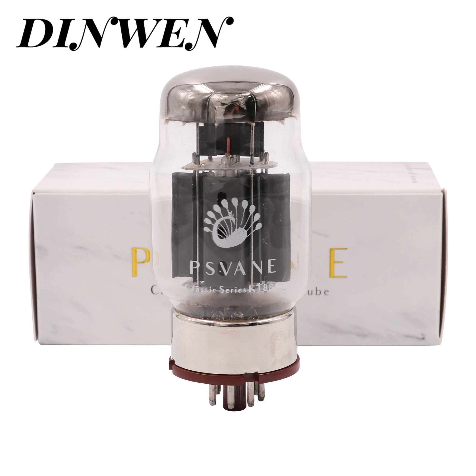 KT88 VACUUM TUBE Psvane HiFI KT88/C Electronic VALVE tubes Replace 6550  for Vintage Audio Amplifier DIY Matched Tested