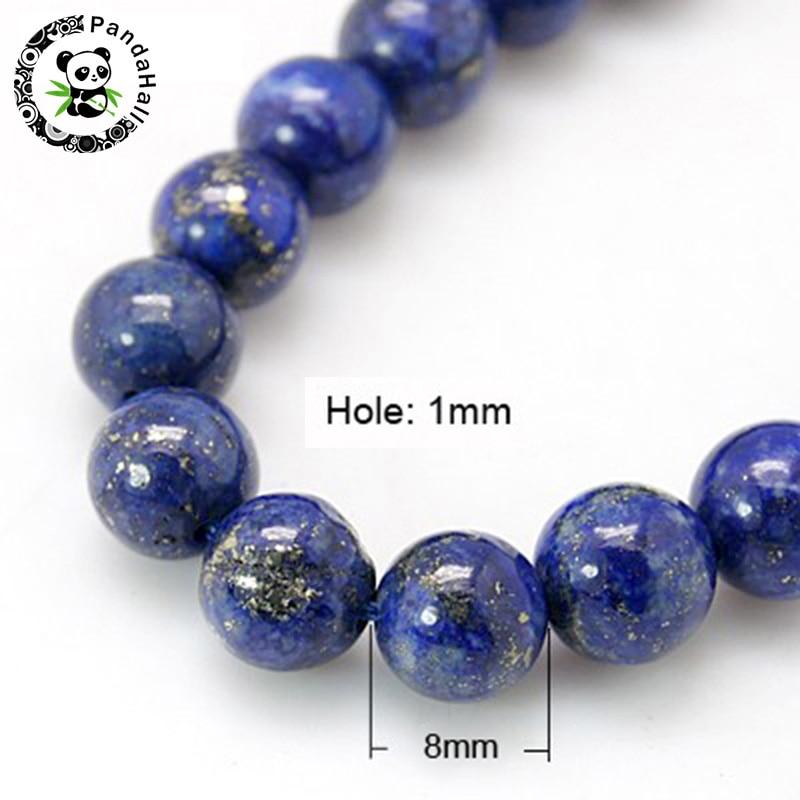Lazuli Natural Blue Jewelry