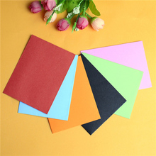 50pcs/lot 10.5*7cm Color Mini Envelope Blessing Membership Card Credit Shopping Gift