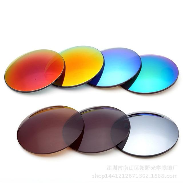 1.50 Index Polarized UV Protection Sun Lenses Multifocal Prescription Sunglasses Optical Progressive Lenses