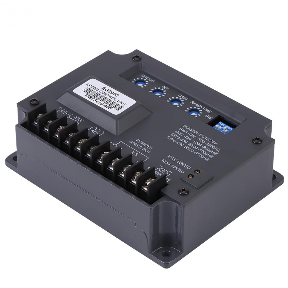 EG2000 Durable Electronic Engine Speed Governor Controller Generator Controller Panel generator speed controller 3098693