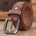 2017 ceinture homme luxe marque designer mens belts luxury shotgun shell belt genuine leather cowboys retro casual girdle faja