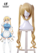 ROLECOS Japanese Anime Blend S Cosplay Hinata Kaho Hair Accessories Stile Cafe Sadistic Women Cosplay Synthetic Hair(China)