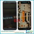 Для HTC Desire 626 626 S 626 Вт 626D 626 Г ЖК-дисплей с сенсорным экраном дигитайзер и каркасные комплекты, Синий Черный белый