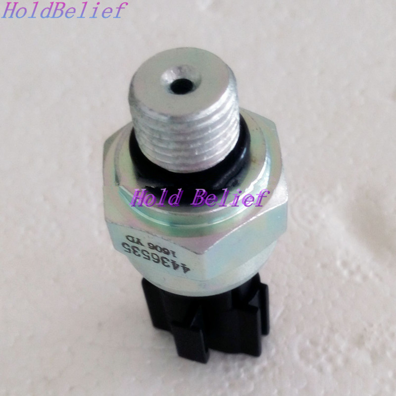 US $30 0 |Oil Pressure Sensor for John Deere TH4436535 450LC 200CLC 70C  120C 27D 240DLC-in Pressure Sensor from Automobiles & Motorcycles on