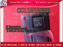 10 PCS CC1101 CC1101RGPR CC1101RGP QFN20 RF RF de chip transceptor 100% original