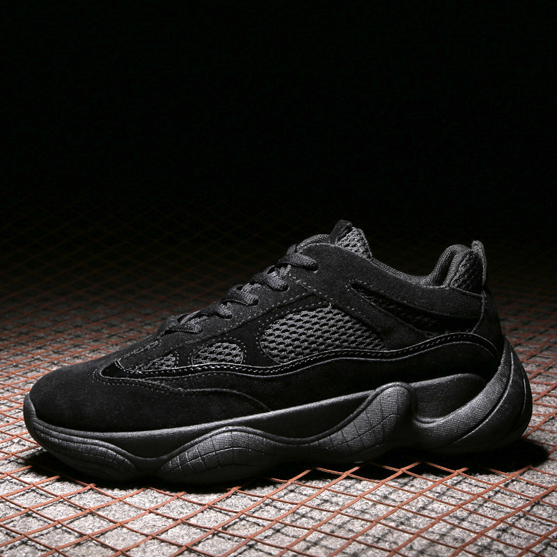 2018 autumn new men 39 s Casual shoes retro coconut shoes fashion breathable mesh sneakers in Men 39 s Casual Shoes from Shoes