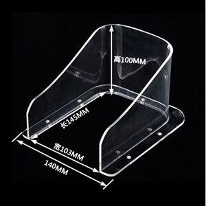 Image 1 - Osłona przeciwdeszczowa uniwersalny typ wizjer wbudowaną kamerą WI FI wodoodporna pokrywa dla Smart IP wideodomofon bezprzewodowy dostęp do internetu wideo telefon drzwi dzwonek do drzwi cam