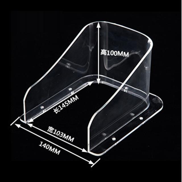 Osłona przeciwdeszczowa uniwersalny typ wizjer wbudowaną kamerą WI FI wodoodporna pokrywa dla Smart IP wideodomofon bezprzewodowy dostęp do internetu wideo telefon drzwi dzwonek do drzwi cam