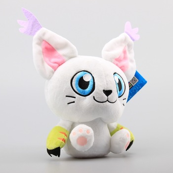 Peluche de Gatomon Digimon Adventure(20 CM) Digimon