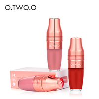 O.TWO.O Velvet Matte Liquid Lip Gross Lipstick Moisturizer Long Lasting Makeup Water proof Vitamin E for Lip Makeup
