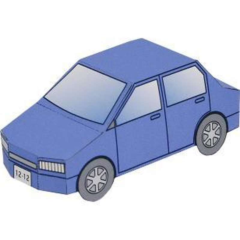 Worldwide delivery 3d paper models cars in NaBaRa Online