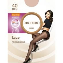 Колготки женские ORODORO OD Lace 40