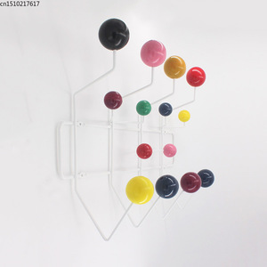 Image 2 - clothes rack key hanger on the wall home organizer over the door home decoration