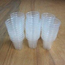 ПП Материал производство кристально чистый 80 мл одноразовый Открытый Пикник пластиковый стаканчик для дегустации