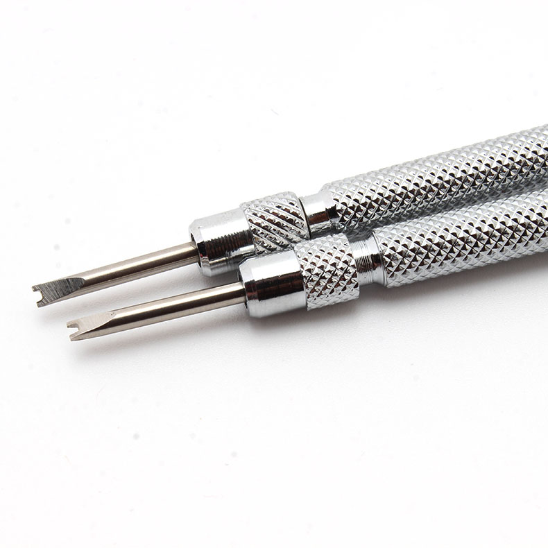 2pcs/lot 1.0mm/1.5mm Head Watch Repair Tool H Type Screwdrivers,Watch screw Screwdrivers for HUBLOT Man/Lady Watch repairing